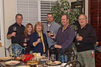 Men's Wine Council Group Photo